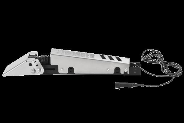 Sounder transducer depth control (LIFT)